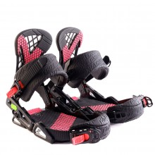 Кріплення Santa Cruz Plasma Black/red