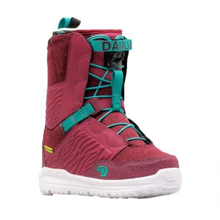 Сноубордичні черевики Northave Dahlia Purple Red