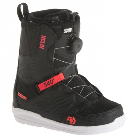 Сноубордичні черевики Northwave Helix Spin Black