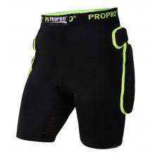 Захисні шорти ProPro SP-13 Black