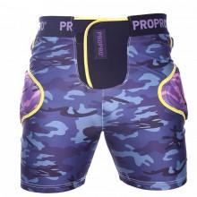 Защитные шорты ProPro SP-10 Black