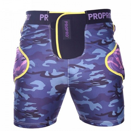Захисні шорти ProPro SP-10 Black