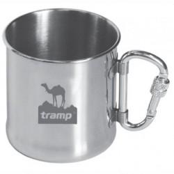 Чашка с карабином Tramp TRC-012