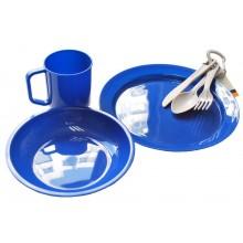 Набір пластикового посуду Tramp TRC-047