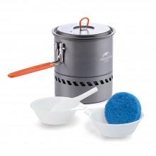 Казанок с теплообменником Naturehike Energy Saving Pot NH15T216-G